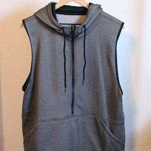 Under Armour 1/2 Zip Hooded Vest